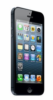 Apple iPhone 5 Одна SIM-карта 4G 16ГБ Черный смартфон