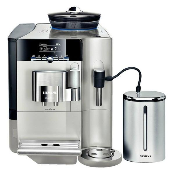 Siemens EQ.7 Plus aromaSense Espresso machine 2.1л 2чашек Cеребряный