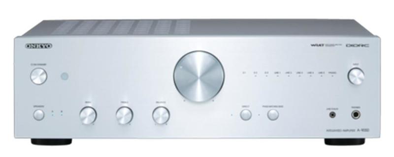 ONKYO A-9050 2.0 Дома Проводная Cеребряный усилитель звуковой частоты