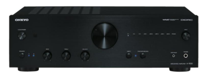 ONKYO A-9050 2.0 Дома Проводная Черный усилитель звуковой частоты