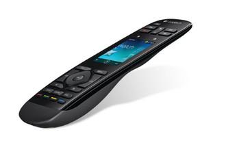 Logitech Harmony Touch Сенсорный экран Черный пульт дистанционного управления