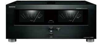 ONKYO M-5000R 2.0 Дома Проводная Черный усилитель звуковой частоты