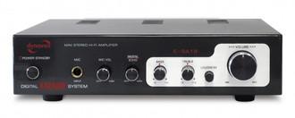 Dynavox E-SA18 2.0 Проводная Черный усилитель звуковой частоты