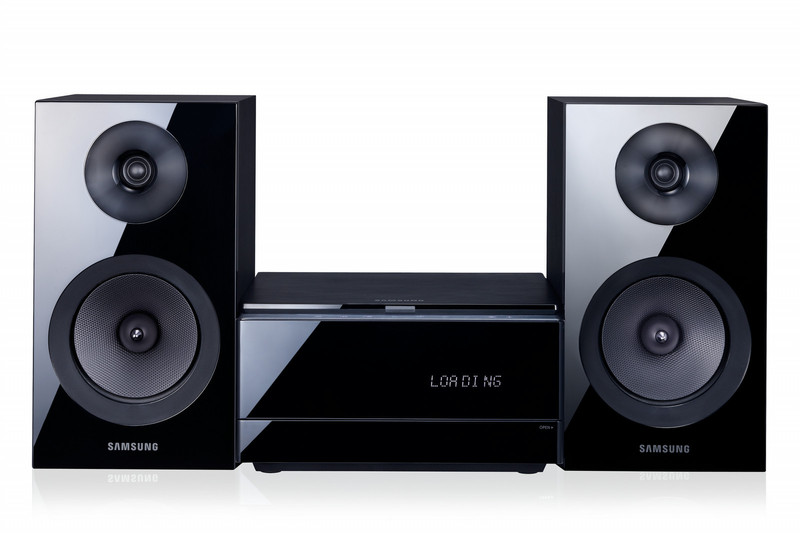 Samsung MM-E460D Micro set 120Вт Черный