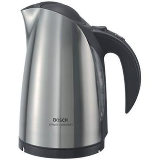 Bosch Private Collection 1.7л 2400Вт Черный, Cеребряный электрический чайник