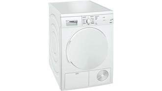 Siemens iQ300 Отдельностоящий Фронтальная загрузка 7кг B Белый