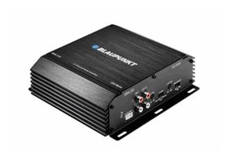 Blaupunkt EMA 255 2.1 Автомобиль Проводная Черный усилитель звуковой частоты