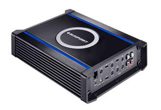 Blaupunkt GTA 270 DSP 2.0 Автомобиль Проводная Черный усилитель звуковой частоты