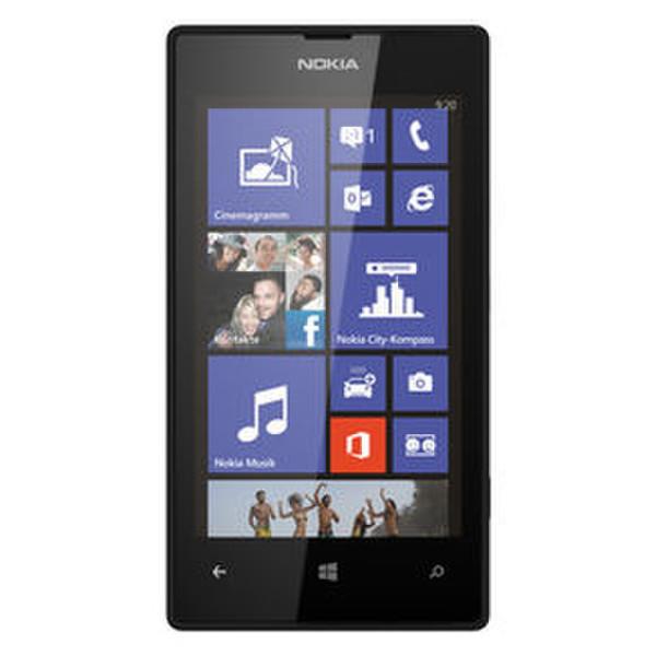 Nokia Lumia 520 Одна SIM-карта 8ГБ Черный смартфон