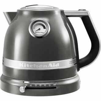 KitchenAid 5KEK1522EMS 1.5л 2400Вт Cеребряный электрический чайник