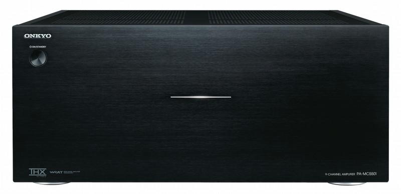ONKYO PA-MC5501 9.0 Проводная Черный усилитель звуковой частоты