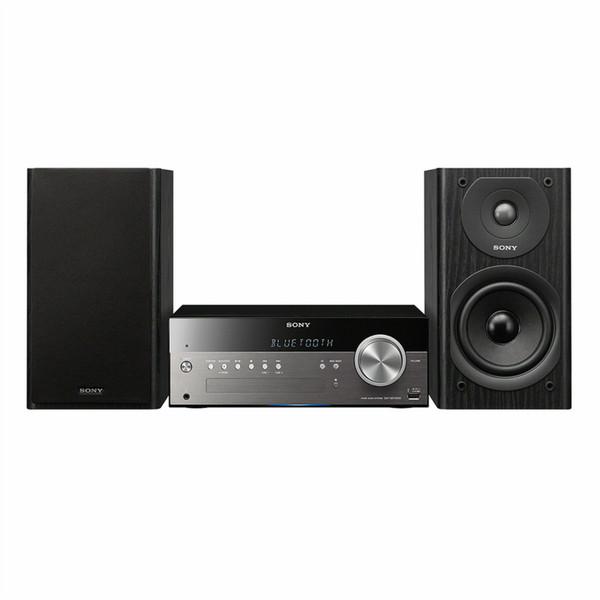 Sony CMT-SBT300WB Micro set 100Вт Черный, Серый