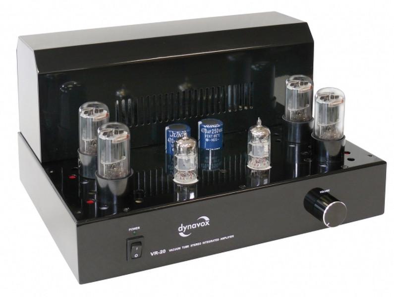Dynavox VR-20 усилитель звуковой частоты