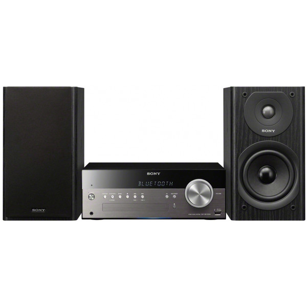 Sony CMT-SBT300W Micro set 100Вт Черный