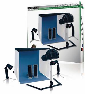 König KN-STUDIO12UK набор оборудования для фотостудий