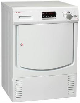 Jocel JSR-091 Отдельностоящий Фронтальная загрузка 7кг C Белый сушилка для белья