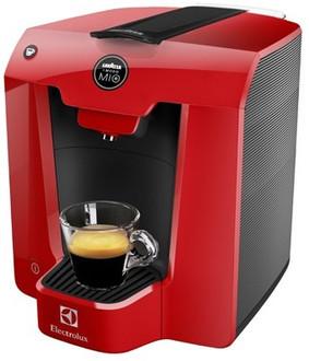 Electrolux Favola Easy Love Red Капсульная кофеварка 0.9л 1чашек Красный