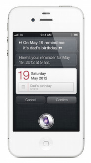 Apple iPhone 4S Одна SIM-карта 8ГБ Белый смартфон