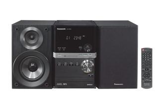 Panasonic SC-PM48EG-K домашний музыкальный центр