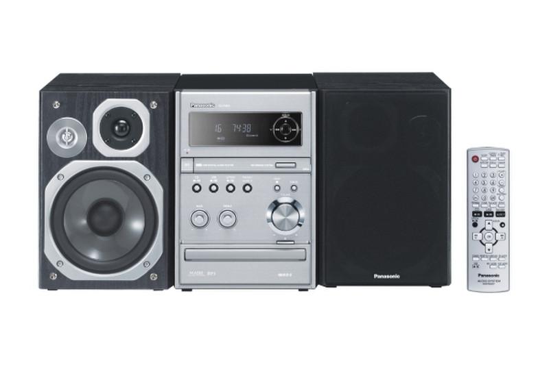 Panasonic SC-PMX4EG-S домашний музыкальный центр