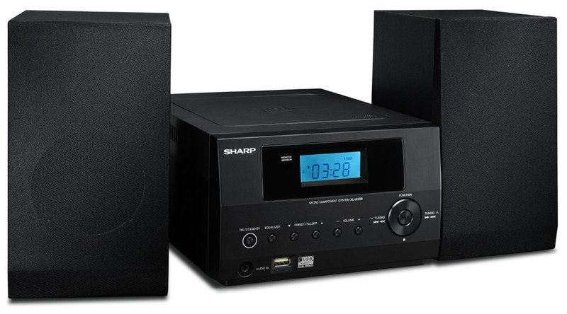 Sharp XL-UH06H домашний музыкальный центр