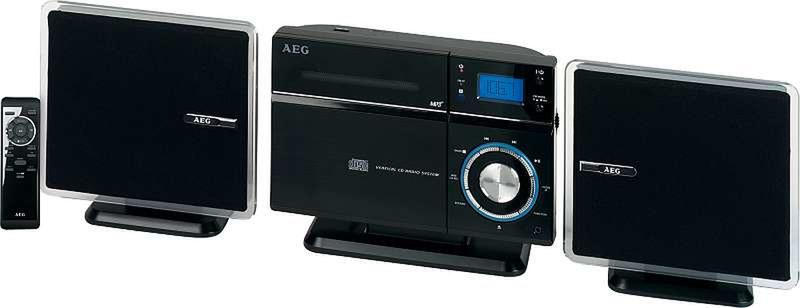 AEG MC 4433 CD