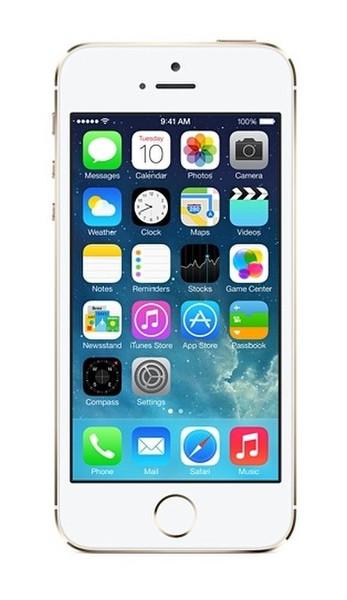 Apple iPhone 5s Одна SIM-карта 4G 32ГБ Золотой смартфон
