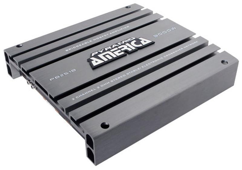 Pyramid Car Audio PB2518 усилитель звуковой частоты