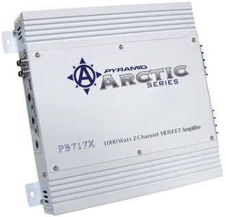 Pyramid Car Audio PB717X усилитель звуковой частоты