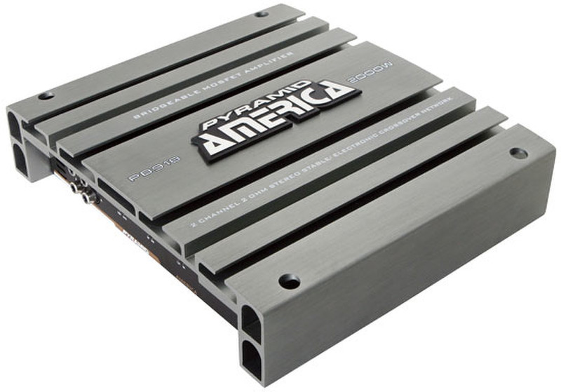 Pyramid Car Audio PB918 усилитель звуковой частоты