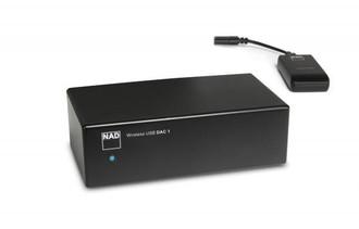 NAD DAC 1 усилитель звуковой частоты