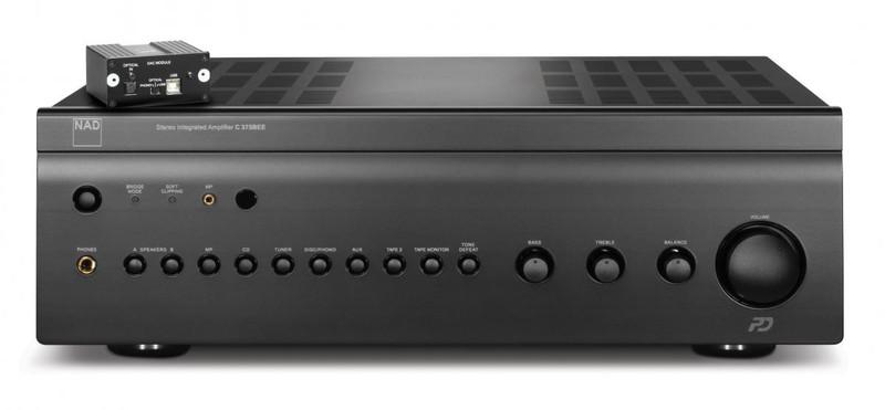NAD C 375BEE DAC усилитель звуковой частоты