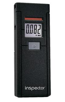Inspector AT200 0.00 - 4.00% Черный алкотестер