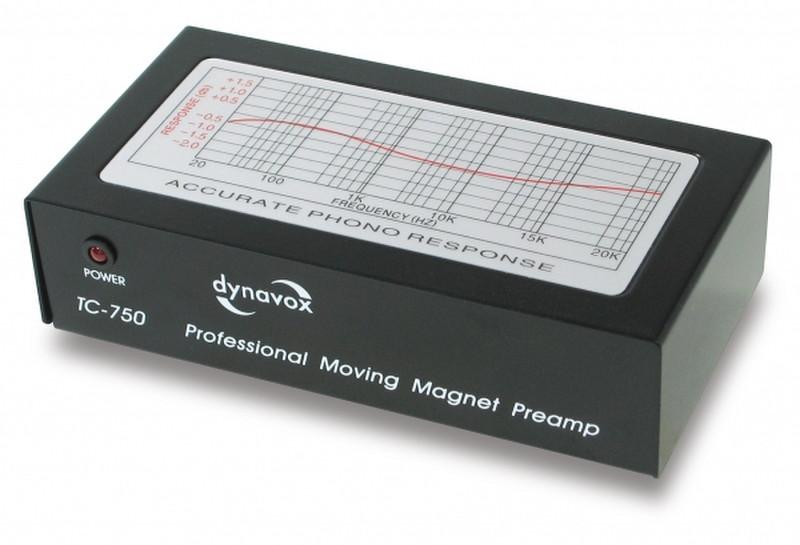 Dynavox TC-750 усилитель звуковой частоты