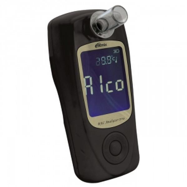 Ritmix RAT-730 0 - 0.4% Черный алкотестер