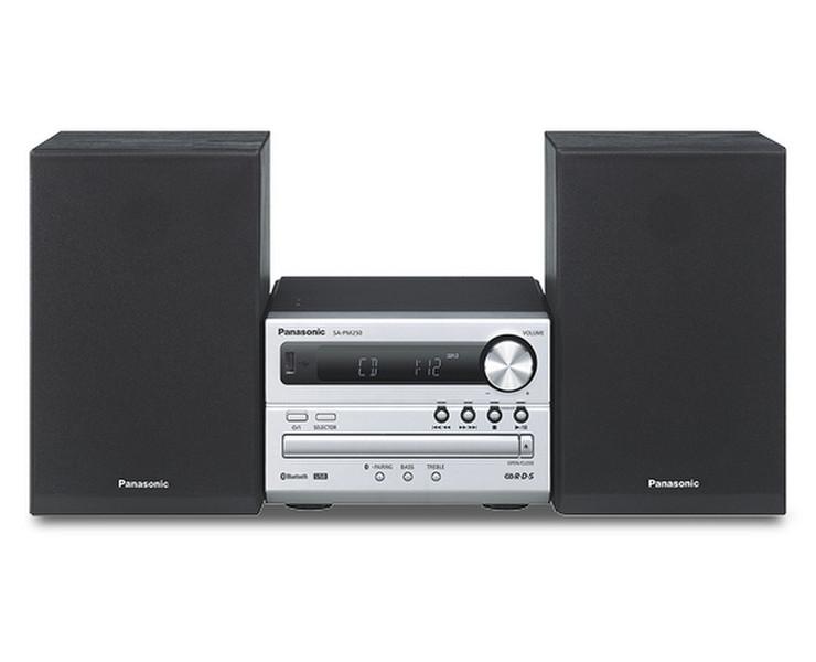 Panasonic SC-PM250 Micro set 20Вт Cеребряный