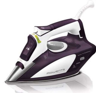 Rowenta DW5122 Steam iron Stainless Steel soleplate 2500Вт Фиолетовый, Белый
