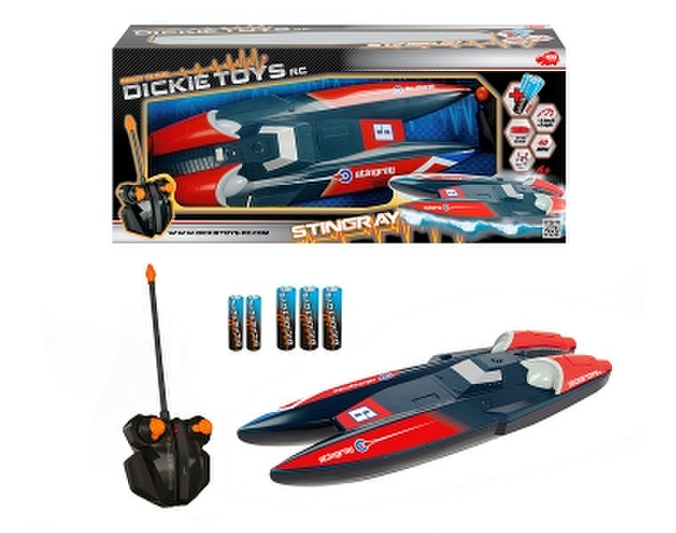 Dickie Toys Dickie RC Stingray RTR Boat