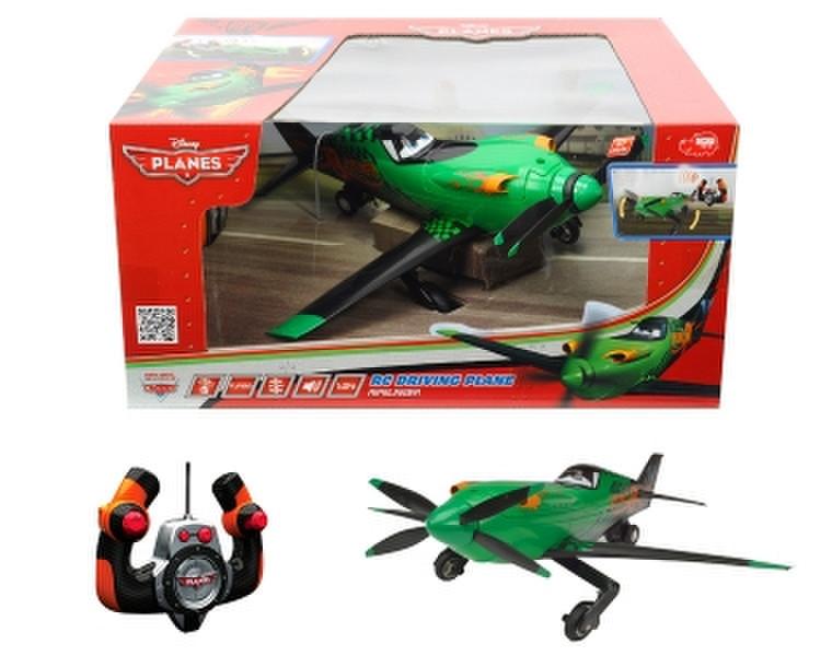 Dickie Toys Driving Plane Ripslinger