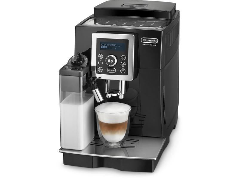 DeLonghi ECAM 23.460.B Отдельностоящий Автоматическая Espresso machine 1.8л 14чашек Черный кофеварка