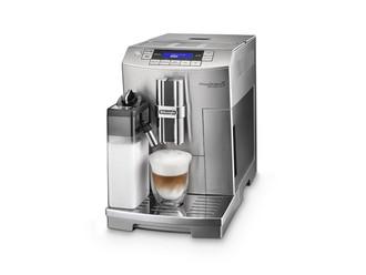 DeLonghi ECAM 28.465.M Espresso machine 2л 14чашек Cеребряный
