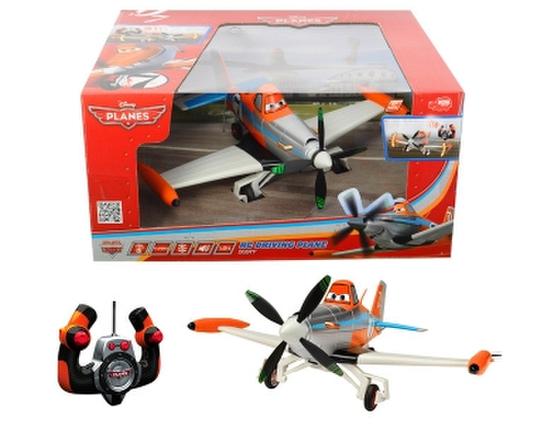 Dickie Toys RC Driving Plane Dusty