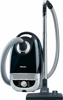 Miele Complete C2 Black Pearl Цилиндрический пылесос 4.5л 1600Вт G Черный