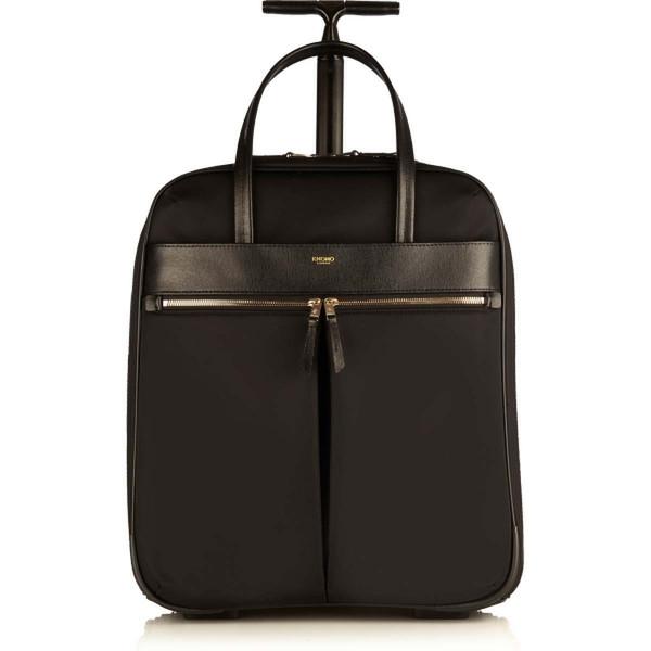 Knomo 19-801-BLK На колесиках Черный luggage bag