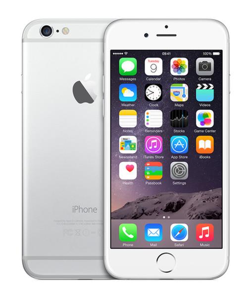 Apple iPhone 6 Одна SIM-карта 4G 16ГБ Cеребряный