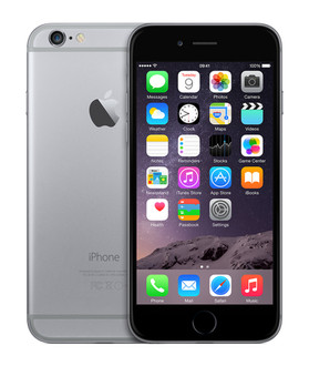 Apple iPhone 6 Одна SIM-карта 4G 16ГБ Серый