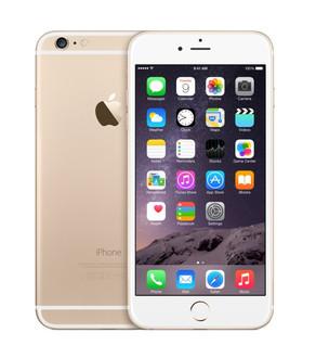 Apple iPhone 6 Plus Одна SIM-карта 4G 128ГБ Золотой смартфон
