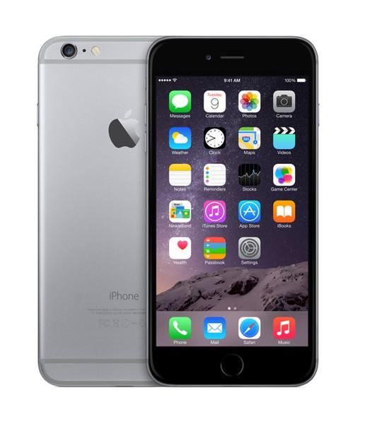 Apple iPhone 6 Plus Одна SIM-карта 4G 128ГБ Серый смартфон