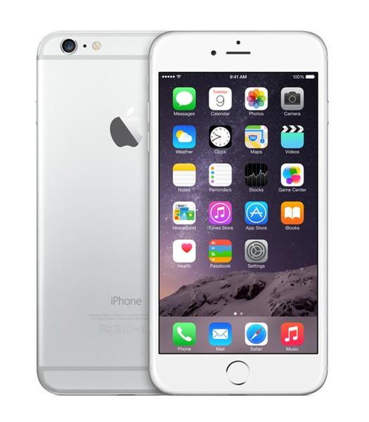 Apple iPhone 6 Plus Одна SIM-карта 4G 64ГБ Cеребряный смартфон