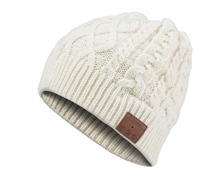 Archos Music Beany Беспроводной Белый шапка с наушниками